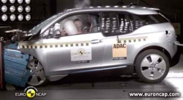 bmw i3 crash test ncap