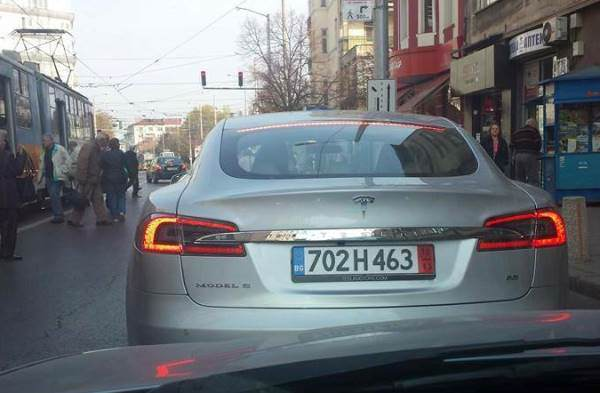 tesla model-s-sofia--bulgaria