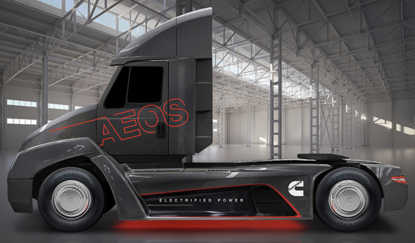 Cummins_electric_truck