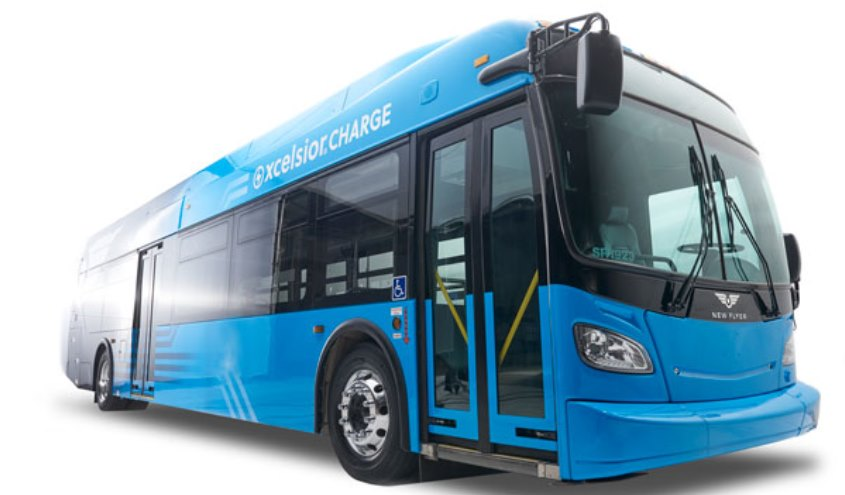 new_flyer_electric_bus