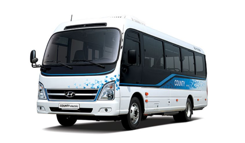Hyundai County Electric