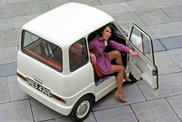 Ford Comuta Electric 1967
